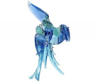 5136775 Figurka SWAROVSKI BLUE PARROTS