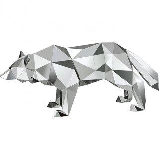 5272772 Figurka SWAROVSKI WOLF BY ARRAN GREGORY