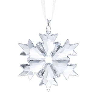 5349843 SWAROVSKI LITTLE SNOWFLAKE ORNAMENT