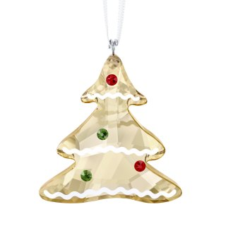 5395976 SWAROVSKI GINGERBREAD TREE ORNAMENT