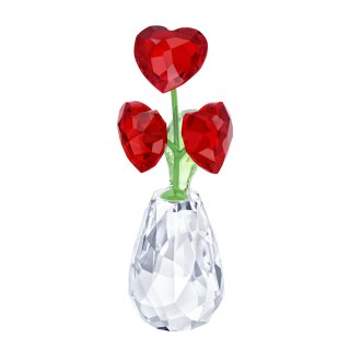 5415273 Figurka SWAROVSKI FLOWER DREAMS HEARTS