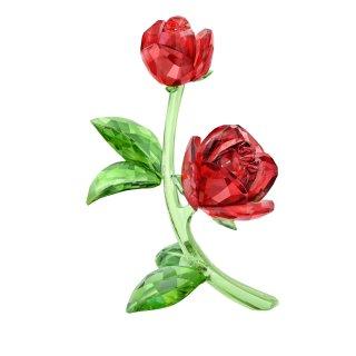 5424466 Figurka SWAROVSKI RED ROSE
