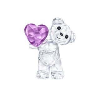 5427995 Figurka SWAROVSKI KRIS BEAR TAKE MY HEART