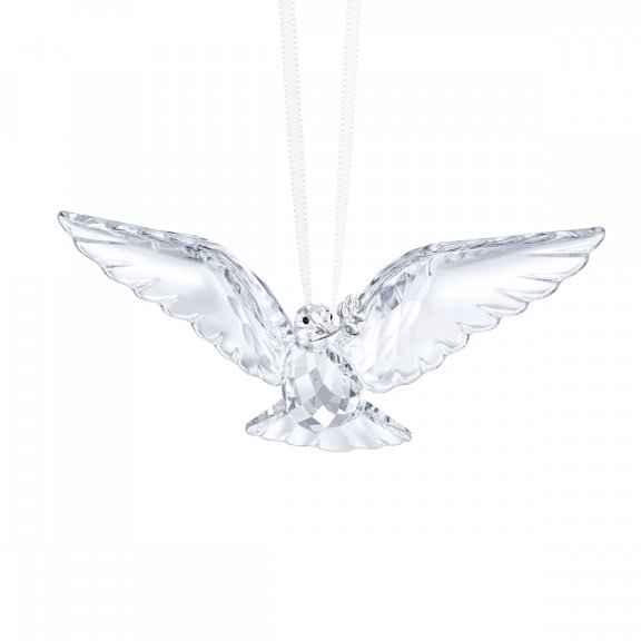 5403313 SWAROVSKI PEACE DOVE ORNAMENT