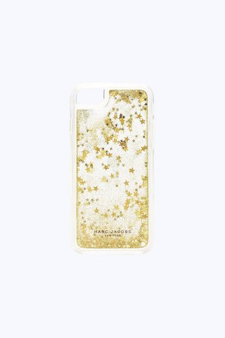 M0012982710 MARC JACOBS PHONE CASE FLOATING GLITTER