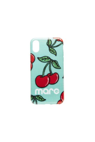 M0013731 332 MARC JACOBS IPHONE A CASE PHONE CASE CHERY RIPSTOP