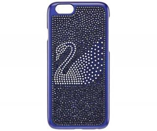 5201647 Kryt SWAROVSKI SWAN IPHONE 6INCASE BLUE