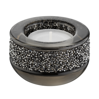 5108876 PNG SWAROVSKI SHIMMER TEA LIGHT HOLDER GRAY