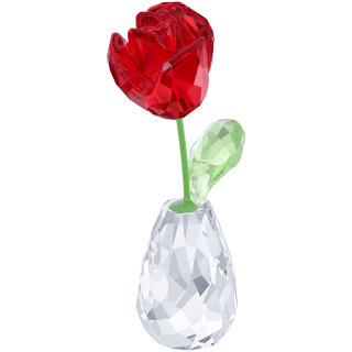 5254323 Figurka SWAROVSKI Flower Dreams Red Rose