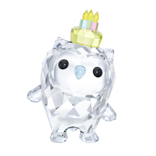 5301581 Figurka SWAROVSKI Hoot Happy Birthday