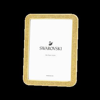 5379164 PNG SWAROVSKI MINERA PICTURE FRAME SMALL GOLD TONE