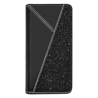 5393907 Obal na iPhone LAURYN IPX BOOK CASE BLK