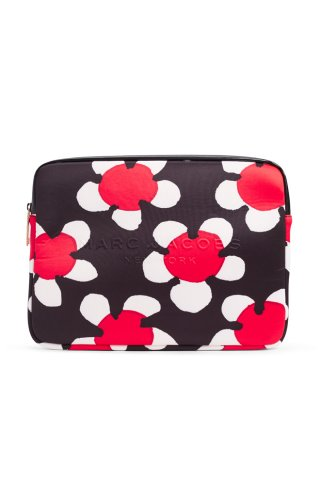 M0013713 601 Obal MARC JACOBS 13 COMPUTER CASE NEOPRENE PRINTED DAISY TECH
