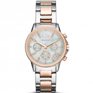 AX4331 Hodinky AX Lady Banks Mother of Pearl Dial Watch