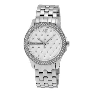 AX5215 Hodinky AX Lady Hamilton Silver Quilted Dial Ladies Watch
