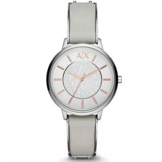 AX5311Hodinky AX Olivia Silver Dial Ladies Dress Watch