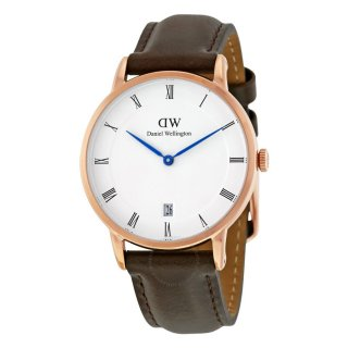 DW00100094 Hodinky DANIEL WELLINGTON Dapper Bristol Rose Gold 34mm