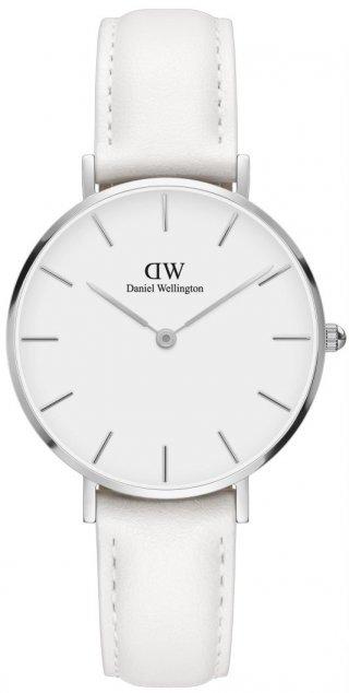 dw00100190 Hodinky DANIEL WELLINGTON Classic Petite Bondi Silver 32mm