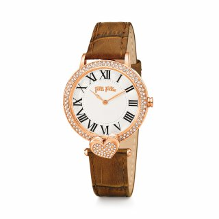 WF13B038SPS BR Hodinky FOLLI FOLLIE Love Fortune Watch