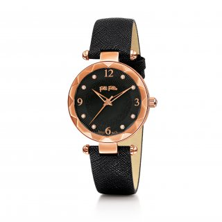 WF14R023SSK BK Hodinky FOLLI FOLLIE Classy Element Watch