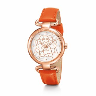 WF15R030SPW OR Hodinky FOLLI FOLLIE Santorini Flower Watch