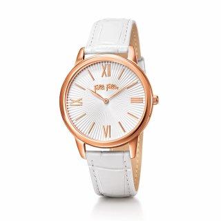 WF15R033SPW WH Bielo ruzove hodinky FOLLI FOLLIE