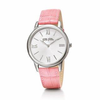 WF15T033SPW PI Ruzovo strieborne hodinky FOLLI FOLLIE