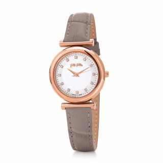 WF16R022SSS GA Hodinky FOLLI FOLLIE Sparkle Chic Small Case Leather Watch