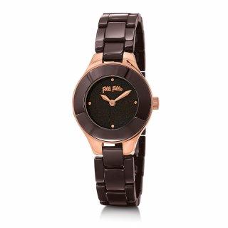 WF16R045BZB XX Hodinky FOLLI FOLLIE Miss FF Small Case Ceramic Bracelet Watch