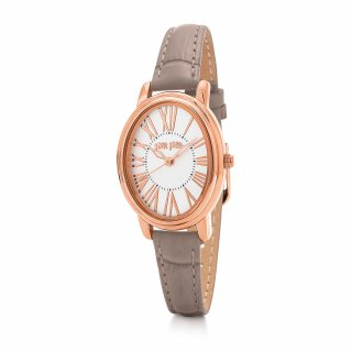 WF17R011SPS GA Hodinky FOLLI FOLLIE Urban Time Big Oval Case Leather Watch