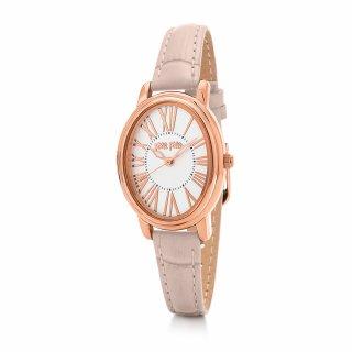 WF17R011SPS PI Hodinky FOLLI FOLLIE Urban Time Big Oval Case Leather Watch
