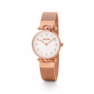 WF17R014BSS XX Hodinky FOLLI FOLLIE Lady Club Small Case Bracelet Watch