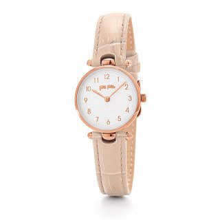 WF17R014SSS PI Hodinky FOLLI FOLLIE Lady Club Small Case Leather Watch