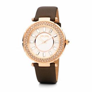 WF1B020SSS BR Hnedo ruzove hodinky FOLLI FOLLIE