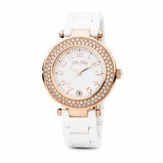 WF1B023BDS XX Bielo ruzove hodinky FOLLI FOLLIE