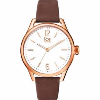 013067 ICE WATCH ICE TIME BROWN ROSE GOLD SMALL
