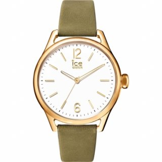 013071 ICE WATCH ICE TIME KHAKI CHAMPAGNE SMALL