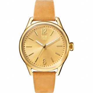 013074 ICE WATCH ICE TIME BEIGE GOLD SMALL