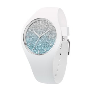 013425 ICE WATCH ICE LO WHITE BLUE SMALL