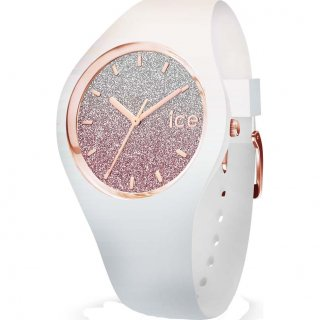 013427 ICE WATCH ICE LO WHITE PINK SMALL