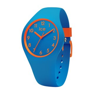 014428 ICE WATCH ICE OLA KIDS ROBOT BLUE ORANGE SMALL