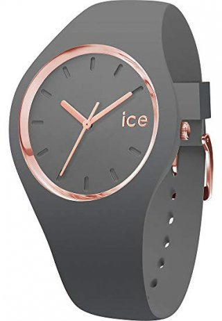 015 336 ICE WATCH ICE GLAM COLOUR GREY MEDIUM 3H