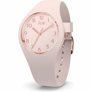 015330 ICE WATCH ICE GLAM COLOUR NUDE SMALL 3H