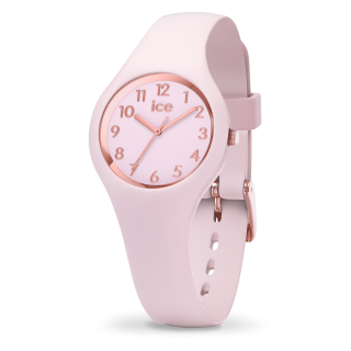 015346 Hodinky ICE WATCH ICE GLAM PASTEL PINK EXTRA SMALL