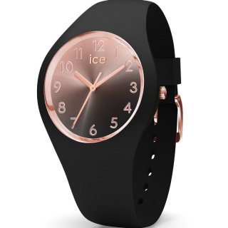 015748 ICE WATCH ICE SUNSET BLACK MEIUM 3H