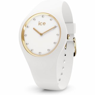 016296 Hodinky ICE WATCH ICE COSMOS WHITE GOLD MEDIUM