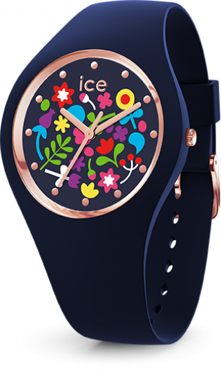 016655 Hodinky ICE WATCH ICE FLOWER PLAYGROUND SMALL