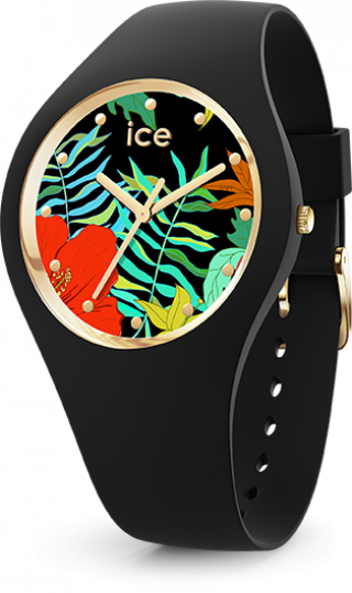 016656 Hodinky ICE WATCH ICE FLOWER JUNGLE SMALL