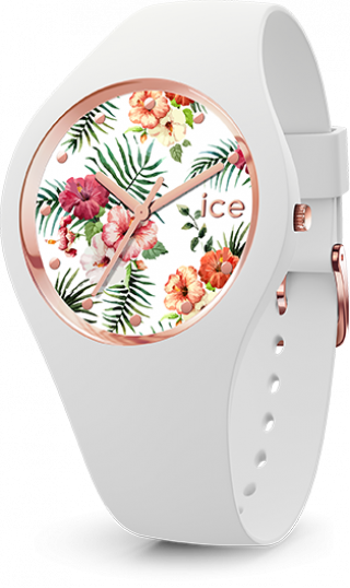 016661 Hodinky ICE WATCH ICE FLOWER LEGEND SMALL