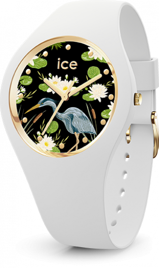 016666 Hodinky ICE WATCH ICE FLOWER WATERLILY MEDIUM